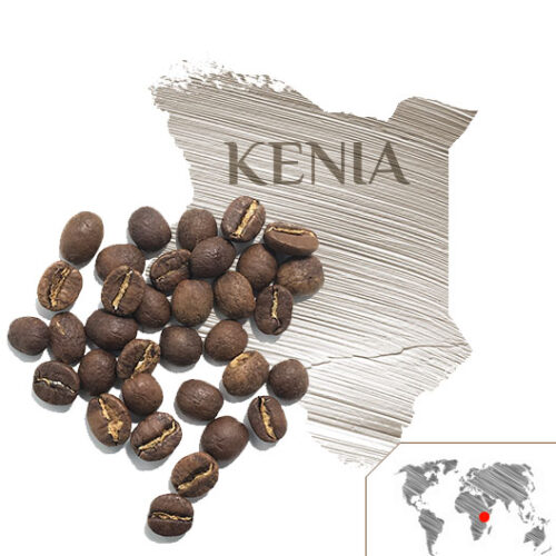 Café Kenia AA Kirimiri