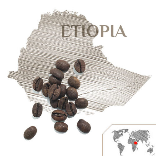Café Etiopia Descafeinado Swiss Water