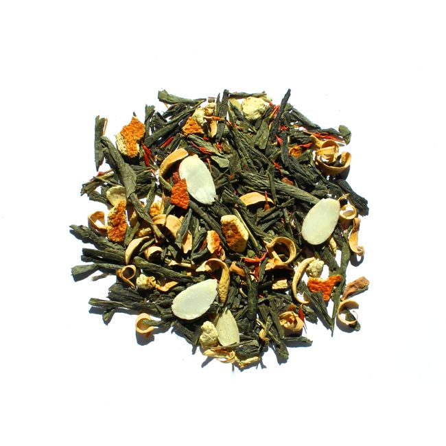 TÉ VERDE SNOW GREEN