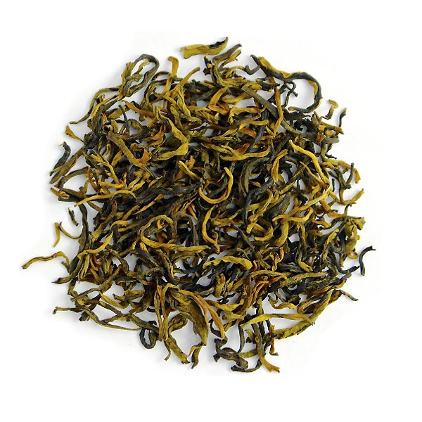 TÉ NEGRO YUNNAN GOLDEN MONKEY