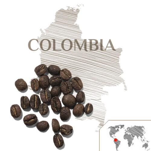 Café Colombia Natural Caturro
