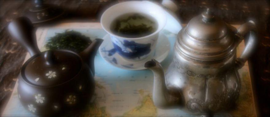 El Té, sus Culturas y Formas de Preparación