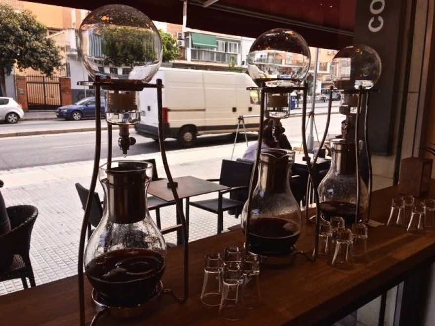 COLD BREW COFFEE O CAFÉ INFUSIONADO EN FRIO