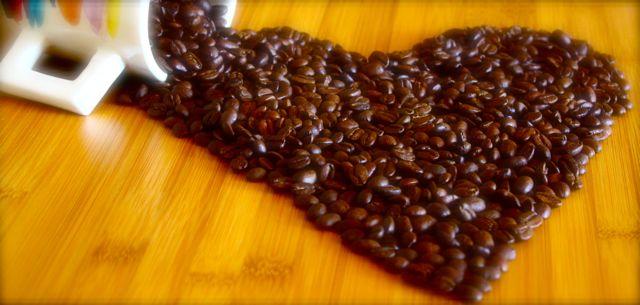 CAFÉ Y CORAZÓN