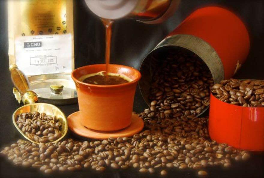 LOS CAFÉS DE ETIOPÍA: EL ORIGEN