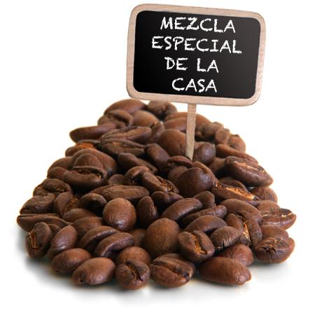 Café Mezcla Especial de la Casa