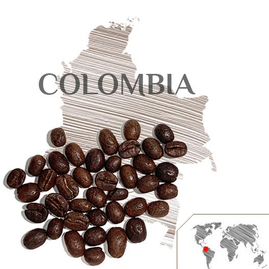 """CAFÉ COLOMBIA DESCAFEINADO """"CANE SUGAR PROCESS"""", Café Colombia, Café descafeinado, Café descafeinado Colombia, Tienda de Café Málaga"""